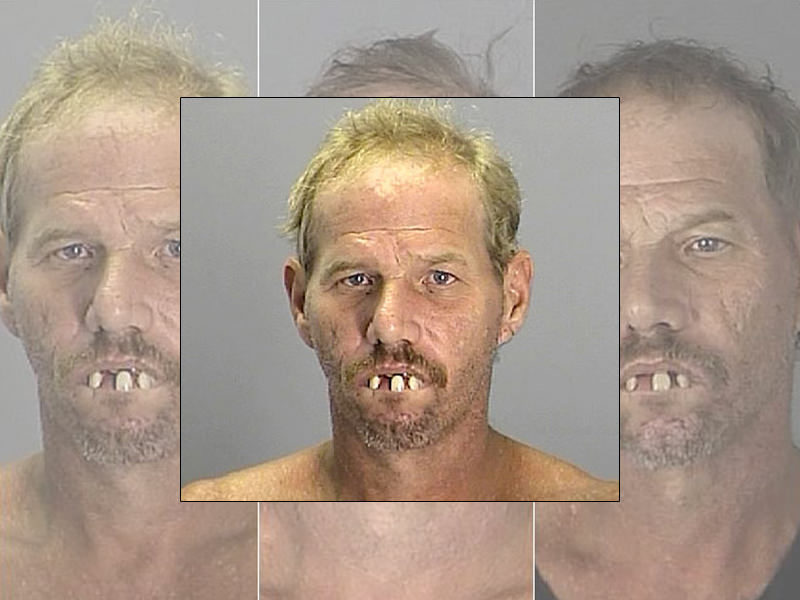 Meet Alan Dale Lee, the man with possibly the ugliest mug shot.