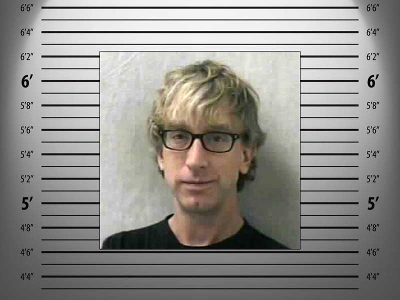 Comedian Andy Dick was arrested for two counts of felony sexual abuse in 2008.