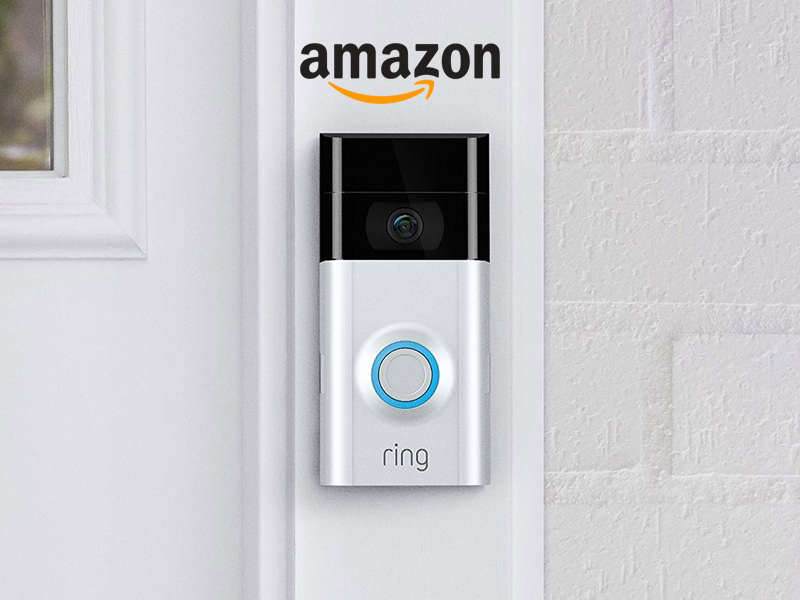 California Crooks Get Bored Of Stealing Valuable Stuff – Start Taking Amazon Ring Doorbells