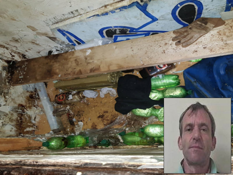 Man used fridge to smuggle vietnamese nationals is jailed.