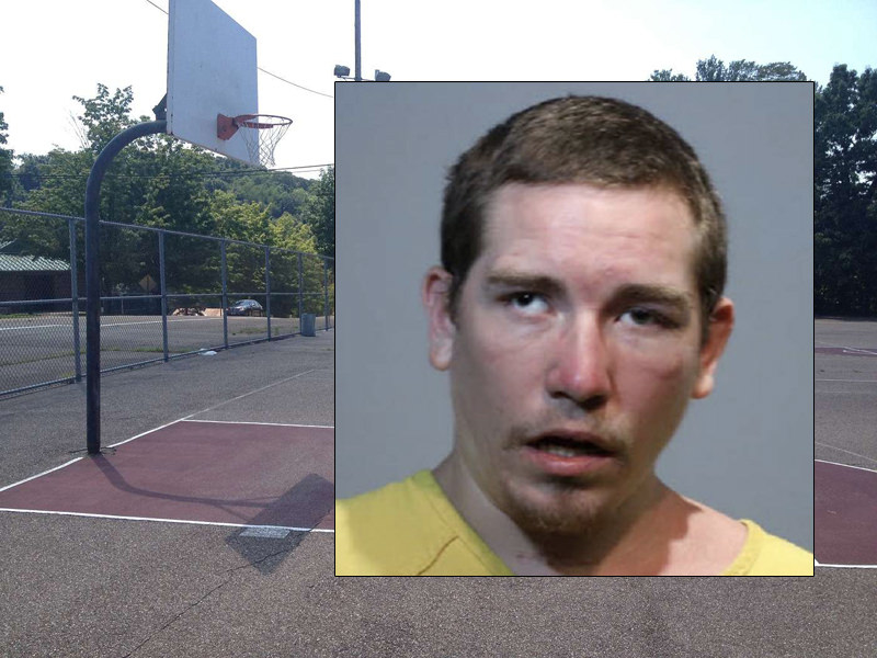 Man Thought It Would Improve His Skills To Play Basketball Naked