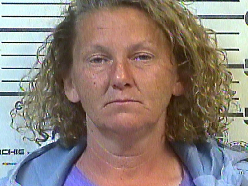Woman Charged On A Slow Speed Chase On A Shopping Scooter Stolen From Walmart