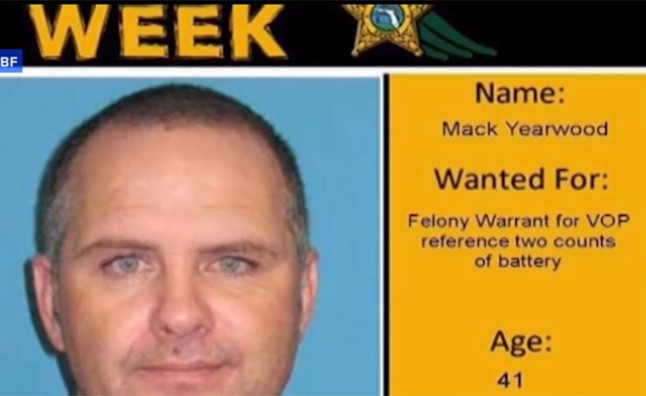 Wanted of the Week... Brian Bossio isn't so smart after all.