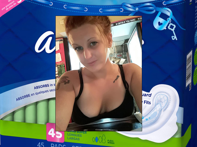 Florida Woman, Arrested For Throwing A Used Maxi Pad Pulled From Her Underwear At Hospital Worker